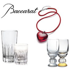 TOPBUTTON.com: (NY) Baccarat Spring Warehouse Sample Sale